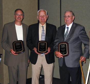 Recipients of the 2005 South Dakota Auctioneers Association Hall of Fame